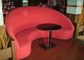 咖啡廳沙發