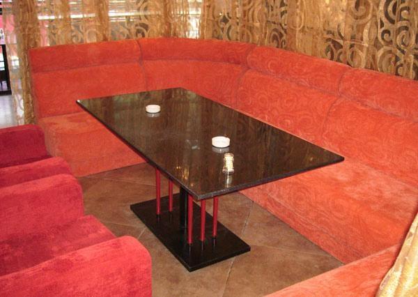 咖啡廳沙發 3