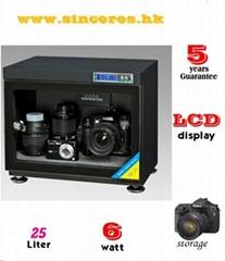 LCD Nc dehumidifier
