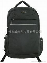 16寸黑色电脑背包