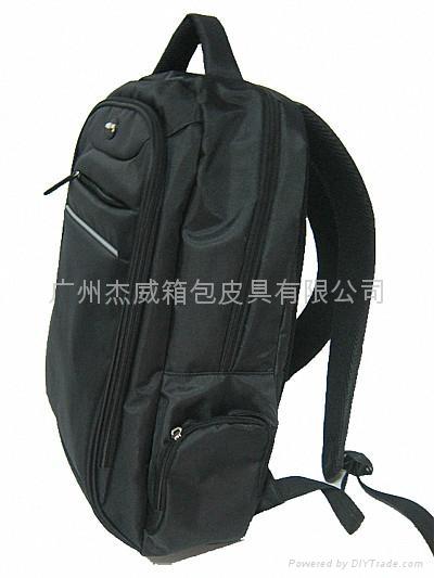 16寸黑色电脑背包 2