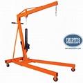Manual Hydraulic Crane  Engine Stand