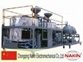 Engine oil regeneration system