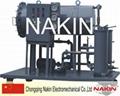 Coalescence-separation oil purifier