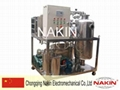 Phosphate ester fire-resistant oil purifier