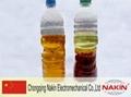 Insulating oil regeneration device