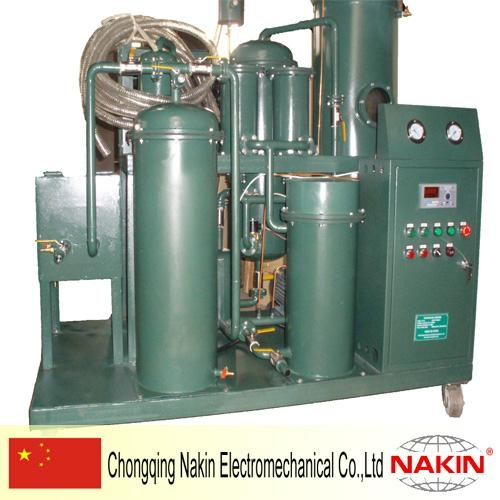 Used Cooking oil Filtration 1