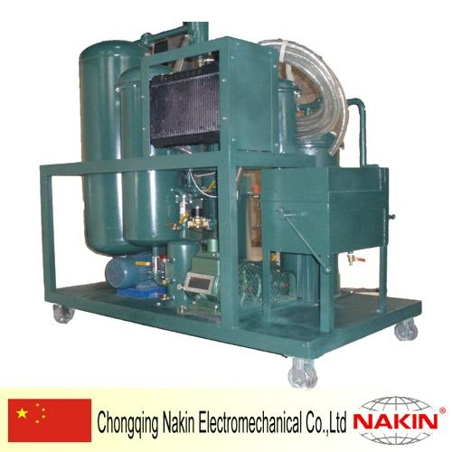 Used Cooking oil Filtration 2