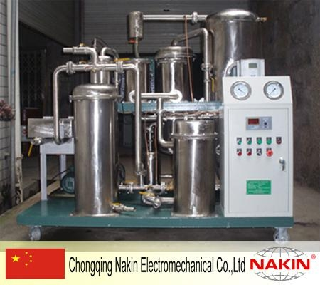 Used Cooking oil Filtration 3