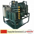 ZYD Two chambers vacuum oil purification