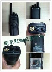 正版原装建伍TK-3107通话机
