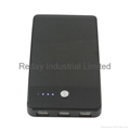 Mobile Power Bank with 3 USB Ports for