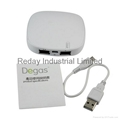 Degas Portable Mobile Power Supply for Tablet PC and Mobile Phone 4