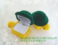 植絨禮品包裝盒