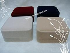 手鏈手環植絨手鐲包裝塑膠盒
