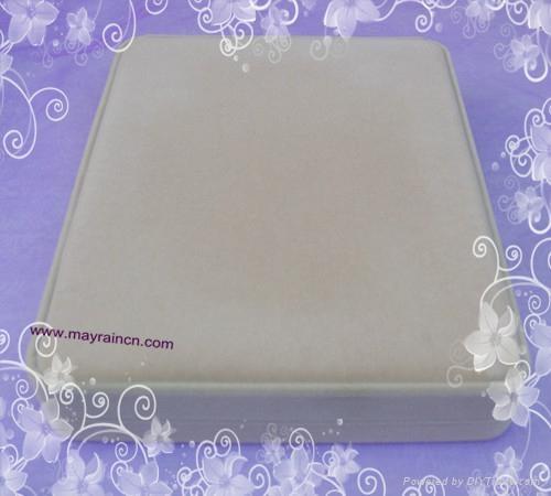 植绒礼品珠宝首饰品纸盒项链化状品包装盒项饰 3