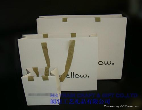 手提纸包装袋 1