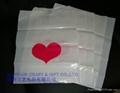 供应包装文具水晶PVC胶袋
