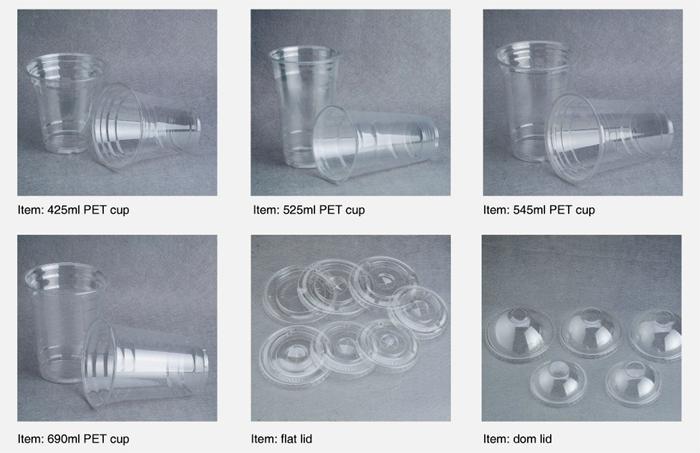 Plastic Cups 3