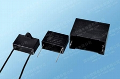 Metallized Polypropylene Film Capacitors for AC Motors