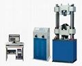 WAW-600B微機控制電液伺服鏈條拉力試驗機 3