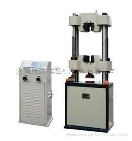 WE-600B數顯式液壓鏈條  試驗機 4