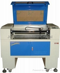 Textile Laser Cutting Machine with honeycomb-JQ9060