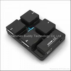 New Style USB2.0 4ports HUB