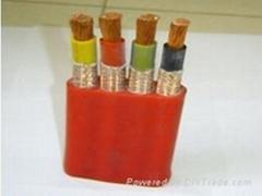 特種耐高低溫、耐高壓扁電纜YGCB,YVF-JGGF