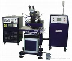 TL系列激光焊接模具修復機
