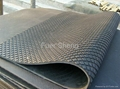 Cow Rubber Mat