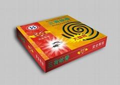 蚊香盒印刷