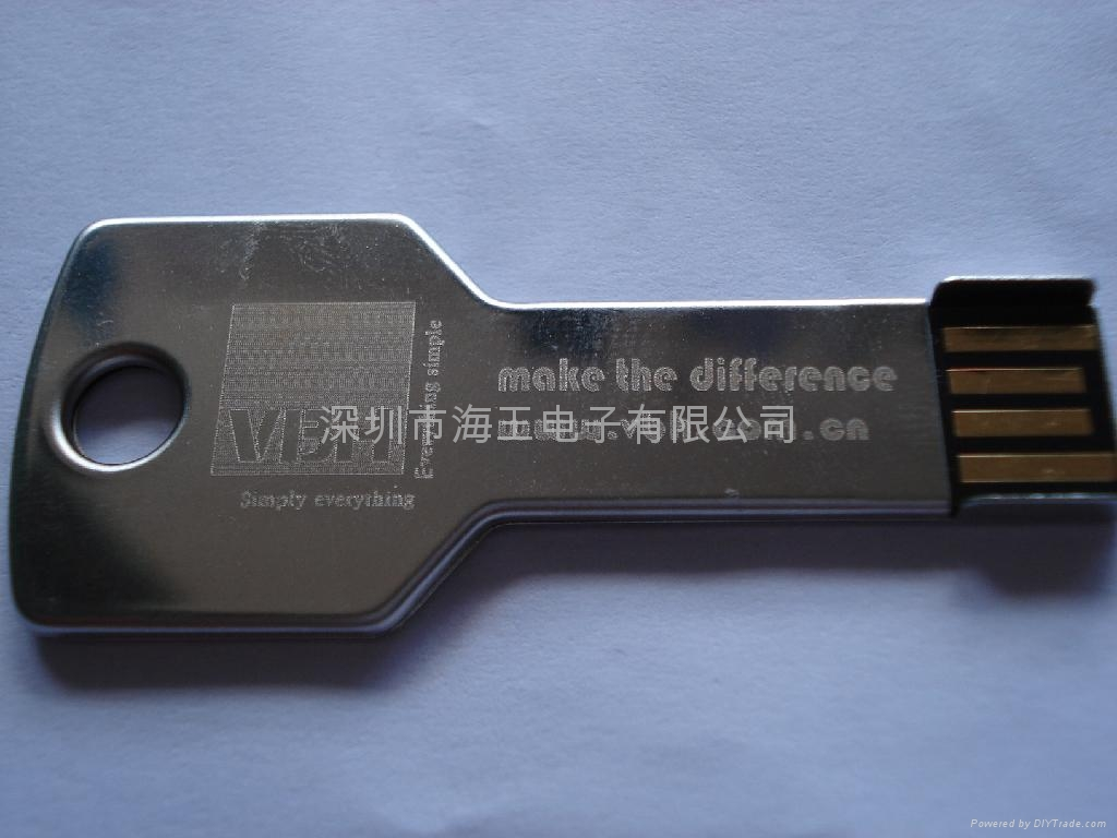 鑰匙U盤 4