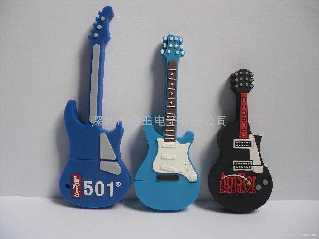 吉它U盤 1