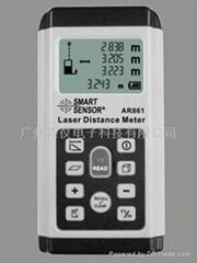 便攜式激光測距儀AR-861