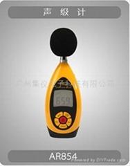 便攜式數字聲級計AR-854