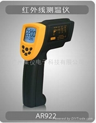 工業冶煉短波紅外測溫儀AR-922