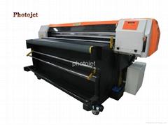 导带式万能平板打印机
