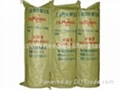 Potassium needled filter blanket