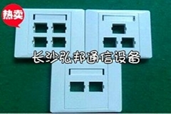 SC兩口光纖桌面盒