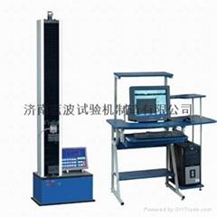河北冀州防水卷材拉力试验机