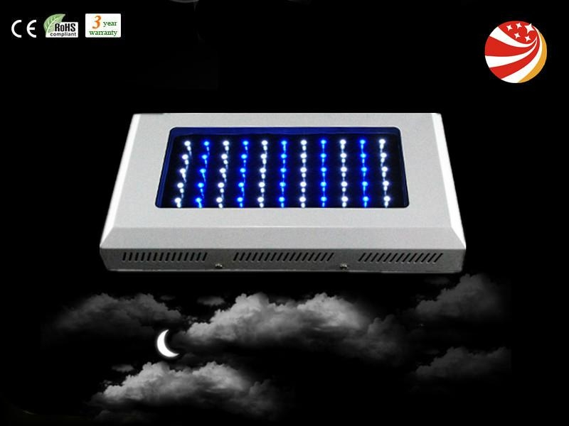 120W led aquarium light for the fish and coral 3