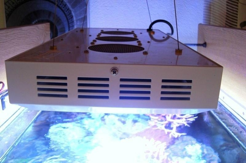 120W led aquarium light for the fish and coral 5