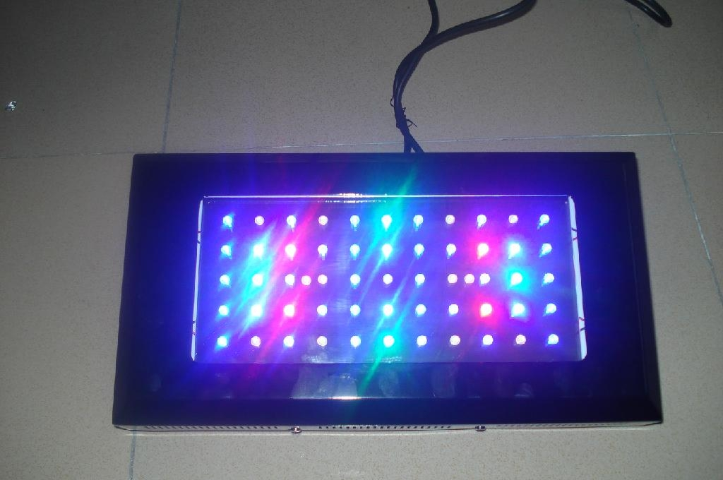120W led 鱼缸照明灯 4