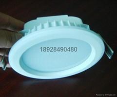 4寸LED筒燈套件系列