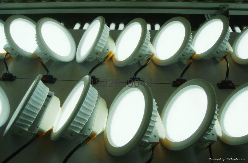 4寸LED筒燈套件系列 5