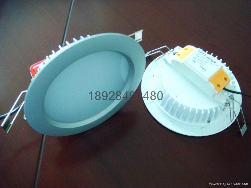 LED筒燈五寸套件 1