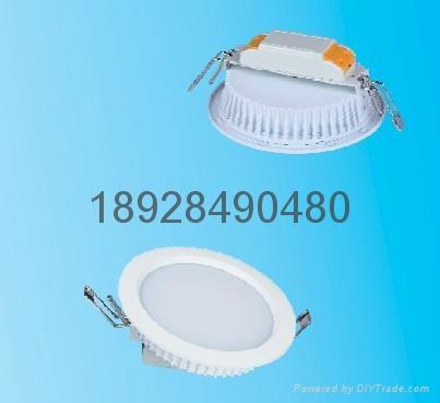 LED筒燈五寸套件 4