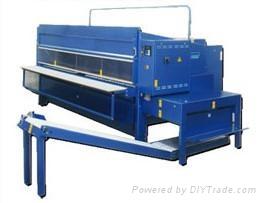 重慶供應床單折疊機 1