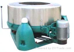 大型不鏽鋼離心甩干機 1